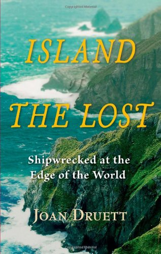 Island of the Lost Shipwrecked at the Edge of the World  2007 edition cover