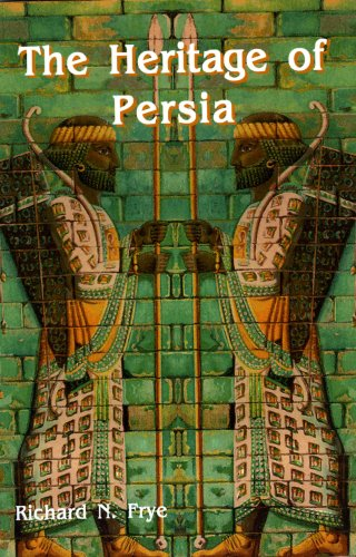 Heritage of Persia  Revised  edition cover