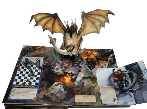Harry Potter Pop-Up Book Based on the Film Phenomenon N/A edition cover