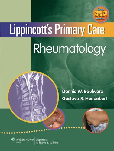 Lippincott's Primary Care Rheumatology   2012 9781609138080 Front Cover