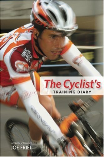 Cyclist's Training Diary   2007 9781934030080 Front Cover