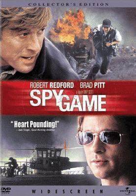 Spy Game (Full Screen Edition) System.Collections.Generic.List`1[System.String] artwork