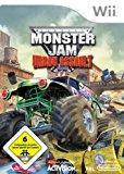 Monster Jam: Urban Assault Nintendo Wii artwork