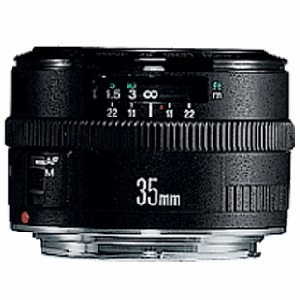 Canon EF 35mm f/2 Wide Angle Lens for Canon SLR Cameras (OLD MODEL) product image