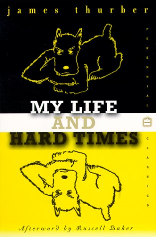 My Life and Hard Times   1999 (Large Type) edition cover