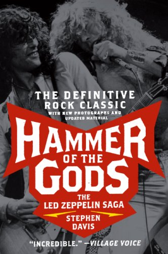 Hammer of the Gods The Led Zeppelin Saga  2008 edition cover