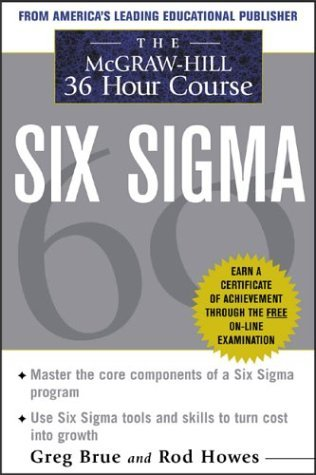 Six Sigma   2005 9780071430081 Front Cover