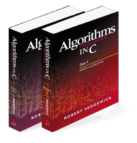 Algorithms in C Fundamentals. Data Structures, Sorting, Searching and Graph Algorithms 3rd 2002 (Revised) edition cover