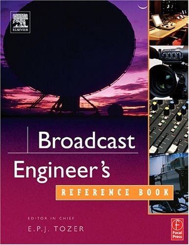 Broadcast Engineer's Reference Book   2004 edition cover