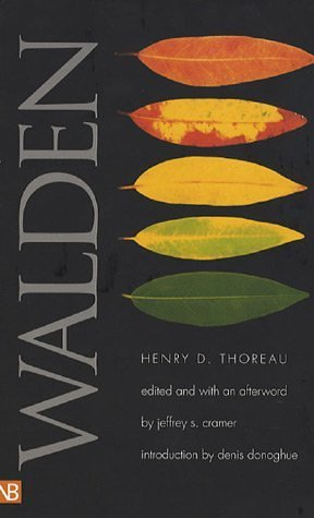 Walden   2006 (Annotated) edition cover