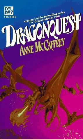 Dragonquest   1971 edition cover