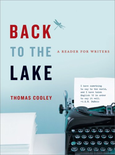 Back to the Lake A Reader for Writers N/A edition cover