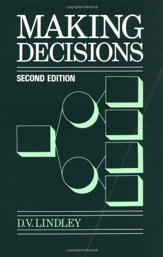 Making Decisions  2nd 1985 (Revised) 9780471908081 Front Cover