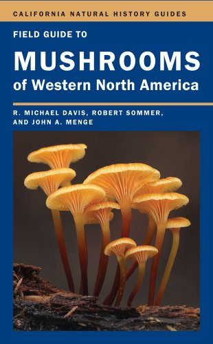 Field Guide to Mushrooms of Western North America   2012 edition cover