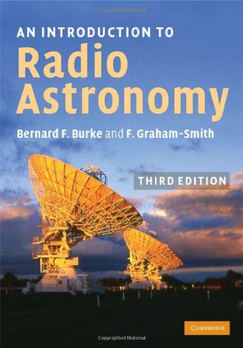 Introduction to Radio Astronomy  3rd 2009 9780521878081 Front Cover