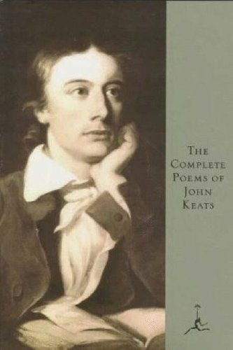 Complete Poems of John Keats  N/A edition cover