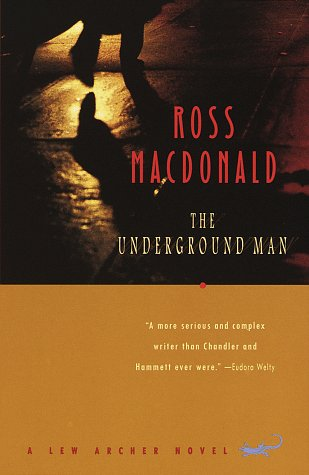 Underground Man  N/A 9780679768081 Front Cover