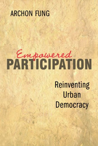 Empowered Participation Reinventing Urban Democracy  2004 edition cover