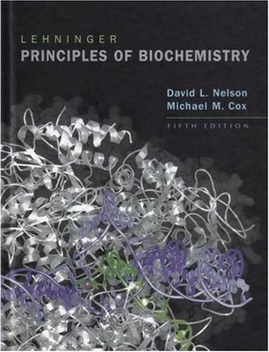 Lehninger Principles of Biochemistry  5th 2008 edition cover