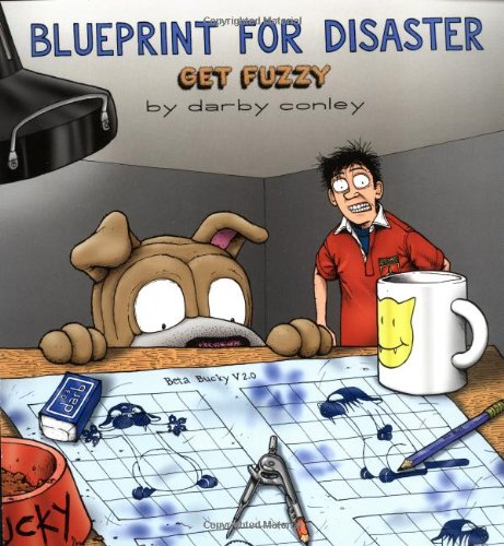 Blueprint for Disaster A Get Fuzzy Collection  2003 edition cover
