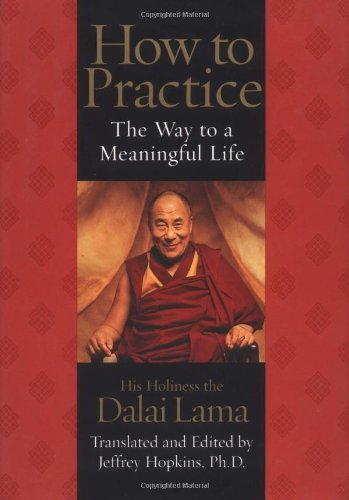 How to Practice The Way to a Meaningful Life  2002 edition cover