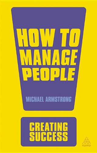 How to Manage People  2nd 2013 9780749467081 Front Cover