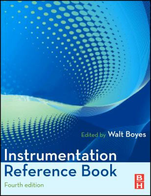 Instrumentation Reference Book  4th 2010 9780750683081 Front Cover