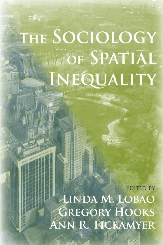 Sociology of Spatial Inequality   2007 edition cover