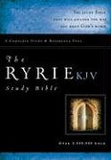 Ryrie KJV Study Bible  N/A edition cover