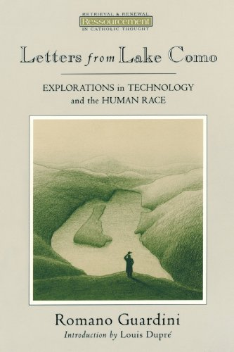 Letters from Lake Como Explorations in Technology and the Human Race N/A edition cover