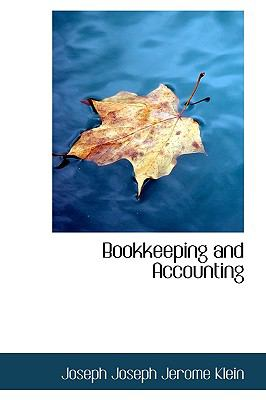 Bookkeeping and Accounting N/A 9781113629081 Front Cover