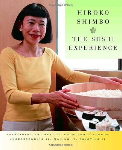 Sushi Experience   2006 9781400042081 Front Cover