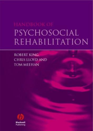 Handbook of Psychosocial Rehabilitation   2007 edition cover