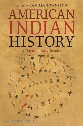 American Indian History A Documentary Reader  2009 edition cover