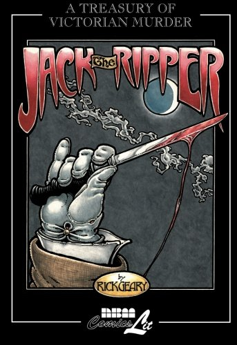 Treasury of Victorian Murder Jack the Ripper  2001 edition cover