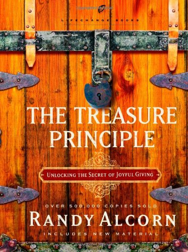 Treasure Principle Unlocking the Secret of Joyful Giving  2001 edition cover