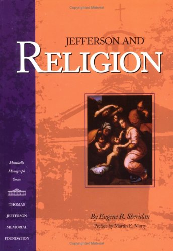 Jefferson and Religion  N/A edition cover