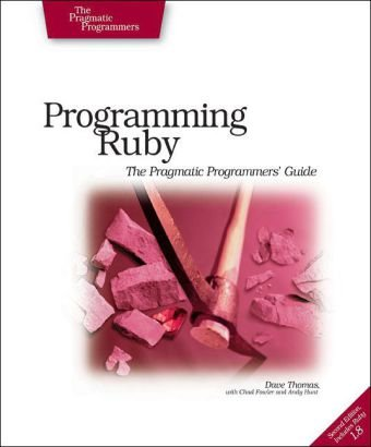 Programming Ruby 1. 9 The Pragmatic Programmers' Guide 3rd 2009 (Revised) edition cover