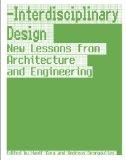 Interdisciplinary Design Eroding Borders and Boundaries  2012 edition cover