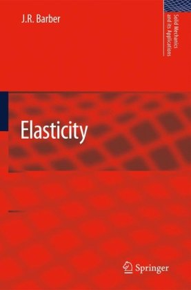 Elasticity  3rd 2010 edition cover