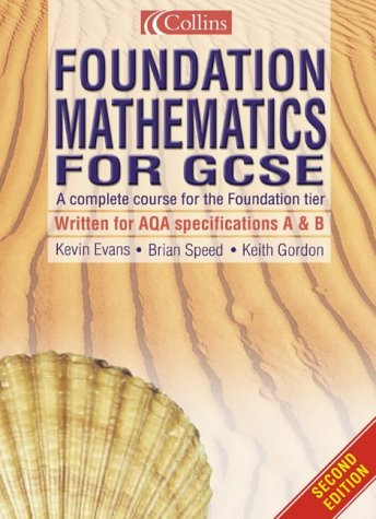 Foundation Mathematics for GCSE N/A edition cover