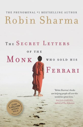 Secret Letters from the Monk Who Sold His Ferrari  N/A edition cover