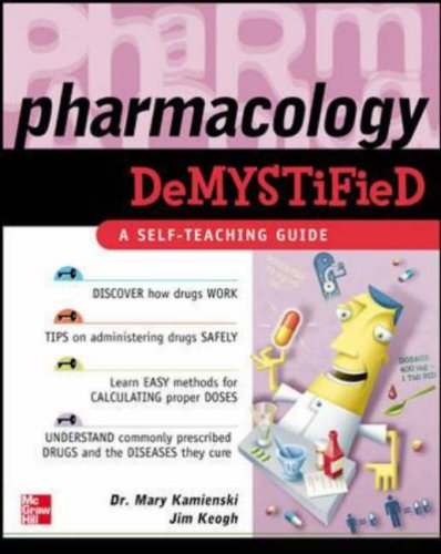 Pharmacology Demystified   2006 edition cover