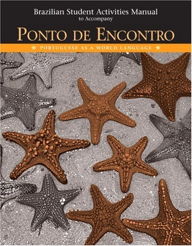 Ponto de Encontro   2008 9780131894082 Front Cover