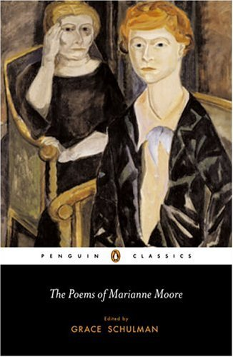 Poems of Marianne Moore  N/A edition cover