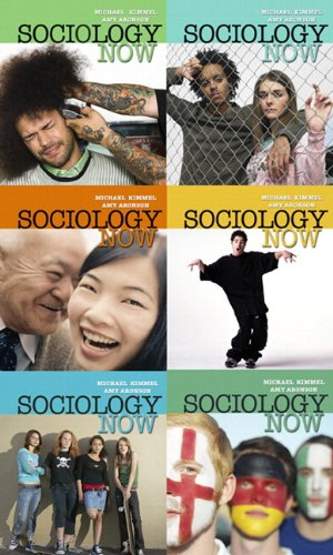 Sociology Now   2010 9780205777082 Front Cover
