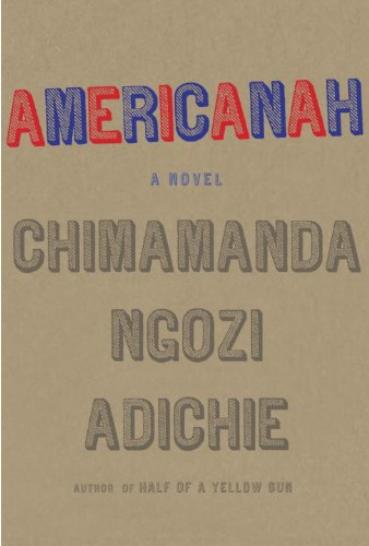 Americanah   2013 edition cover