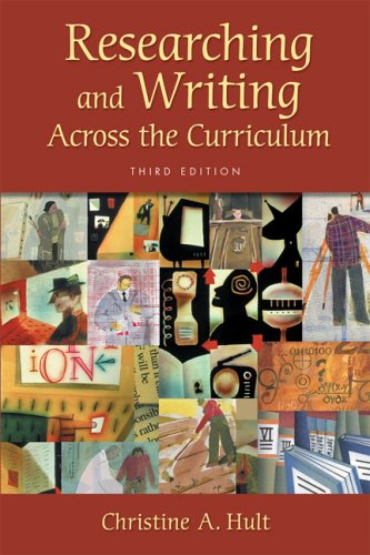 Researching and Writing Across the Curriculum  3rd 2006 (Revised) edition cover