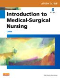 Study Guide for Introduction to Medical-Surgical Nursing  6th edition cover