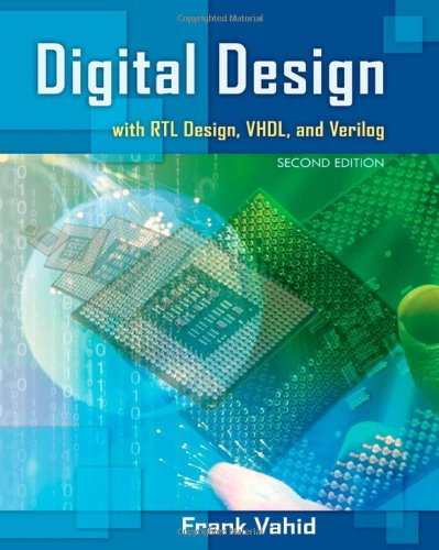 Digital Design with RTL Design, Verilog and VHDL  2nd 2011 edition cover